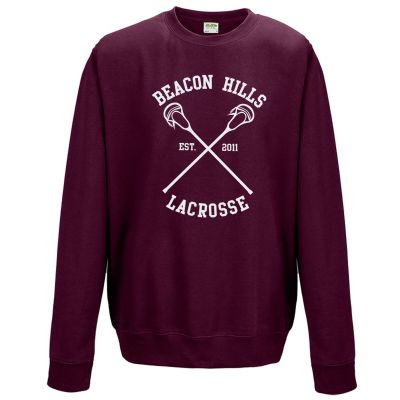 Beacon Hills Lacrosse Sweatshirt